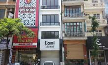 Cho thuê nhà mặt phố Nguyễn Ngọc Vũ 150m2, 1 tầng, 6m mặt tiền