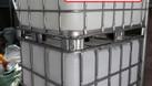 Bán bồn nhựa vuông 1000l có khung sắt mới 90% (ảnh 4)
