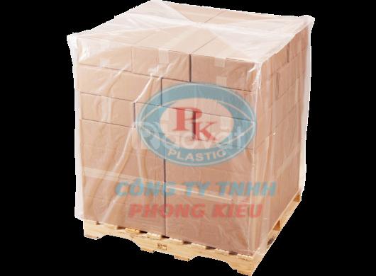 Túi nhựa pe - Túi hộp nilon khổ lớn lồng containet, thùng carton