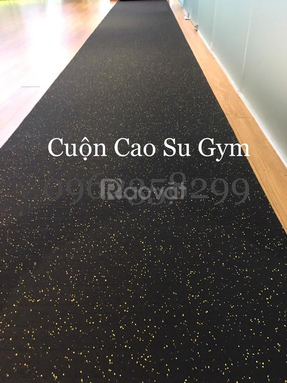 Thảm lót sàn gym, fitness, yoga (ảnh 1)