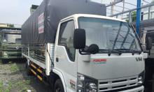 Xe tải Isuzu 1 tấn 9 thùng dài 6m2, Isuzu Vĩnh Phát 1t9 thùng dài.