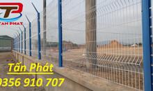Hàng rào lưới thép, hàng rào chắn sóng, hàng rào đẹp D4,D6