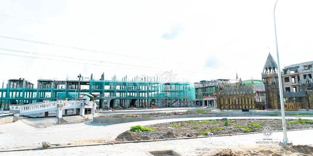 Đất KDC, NT Võ Văn Kiệt, ngay đài truyền hình 80m2