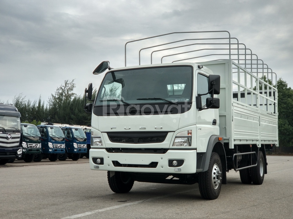 Fuso fa140 xe tải Nhật Bản tại Hải Dương
