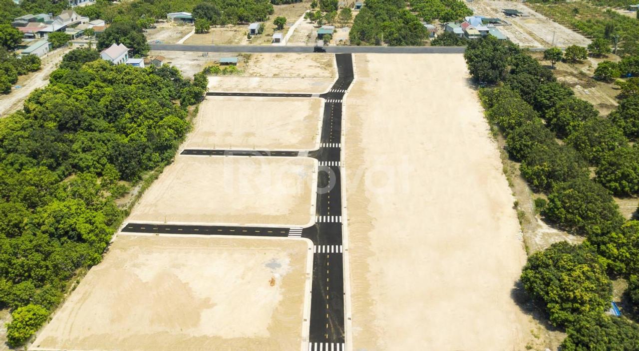 Đất nền đường Đinh Tiên Hoàng - Cam Lâm chỉ từ 10 triệu/m2