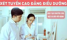 Tuyển sinh VB2 CĐ Điều dưỡng Đa khoa 2020 tại Tp.HCM