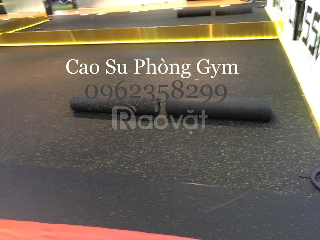 Thảm lót sàn gym, fitness, yoga (ảnh 7)