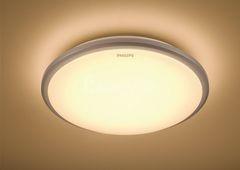 Đèn ốp trần led 31825 twirly 17w