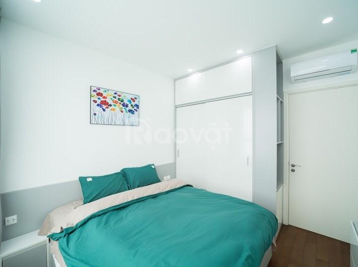 Cho thuê chung cư Vinhomes Green Bay Mễ Trì full nội thất giá rẻ
