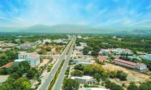Đất nền sổ đỏ khu dân cư Đinh Tiên Hoàng Cam Lâm