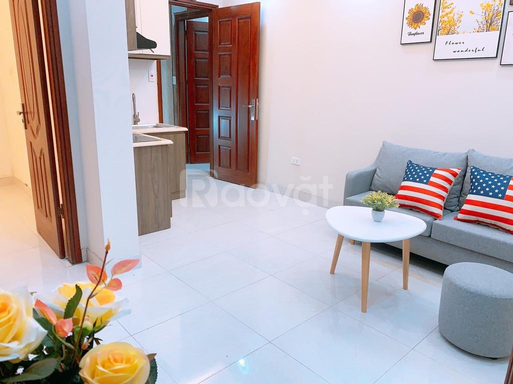Mở bán chung cư mini Võng Thị, view Hồ tây ở ngay full đồ