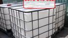 Bán tank nhựa vuông 1000l chứa hàng tank nhựa IBC 1000l có khung sắt (ảnh 5)