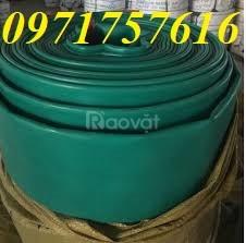 Ống bạt cốt dù ống bạt nhựa PVC giá tốt