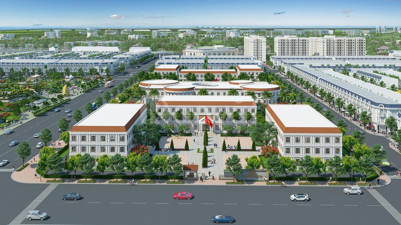 Đất nền dự án liền kề sân bay quốc tế Long Thành, mặt tiền ĐT 769