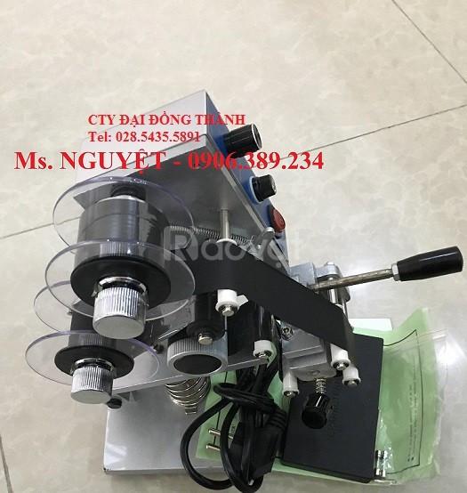 Máy đóng date bán tự động HP 241 giá rẻ Hà Nội, Hưng Yên, Bắc Giang