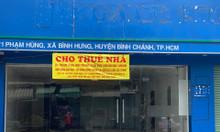 Mặt bằng kinh doanh đường Phạm Hùng 560m2