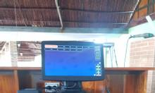 Trọn bộ máy tính tiền cảm ứng cho quán cafe tại Ô Môn giá rẻ
