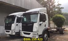 Giá xe tải faw 8 tấn thùng dài 8 mét - 2020.
