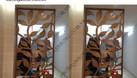 Phòng khách - nơi lý tưởng dùng mẫu vách ngăn gỗ cnc (ảnh 6)