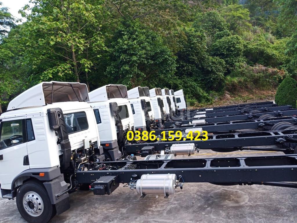 Xe tải faw 8 tấn thùng dài 8 mét, giá rẻ ở Bình Dương.
