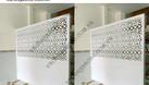 Phòng khách - nơi lý tưởng dùng mẫu vách ngăn gỗ cnc (ảnh 8)