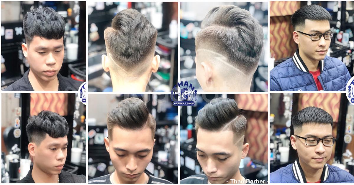 Đào tạo cắt tóc nam, đào tạo cắt tóc Barber chuyên nghiệp tại Hà Nội (ảnh 1)