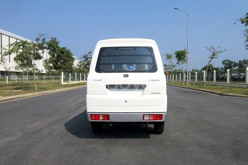 Thaco towner Van V5S - Xe tải van 5 chỗ tại hải dương