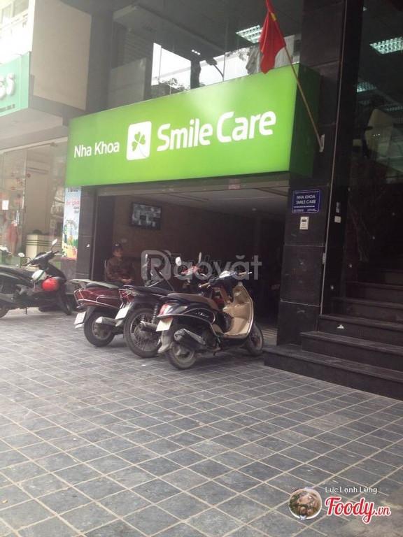 Cho thuê sàn văn phòng phố Nguyên Hồng giá rẻ diện tích từ 40m