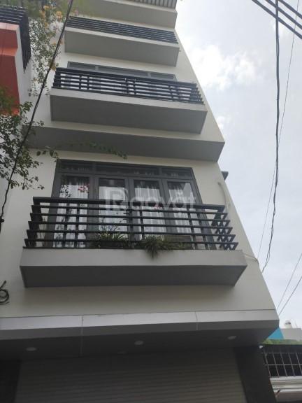 Cần bán nhanh nhà 5 tầng x 48m x 4.3 MT tại Phạm Hùng