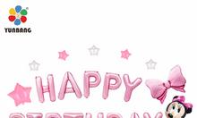 Set bong bóng trang trí sinh nhật Mickey SBB-001