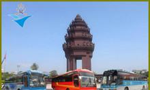 Xe đi Siem Reap dòng xe 45 chỗ