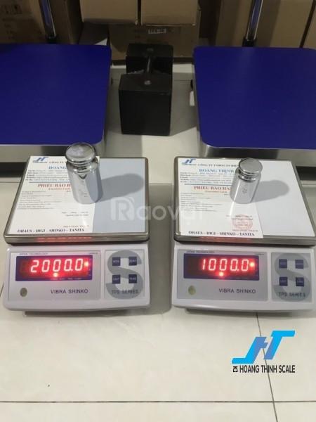 Cân điện tử Vibra 30kg