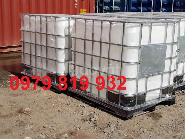 Cung cấp thùng nhựa vuông tank nhựa vuông 1000l
