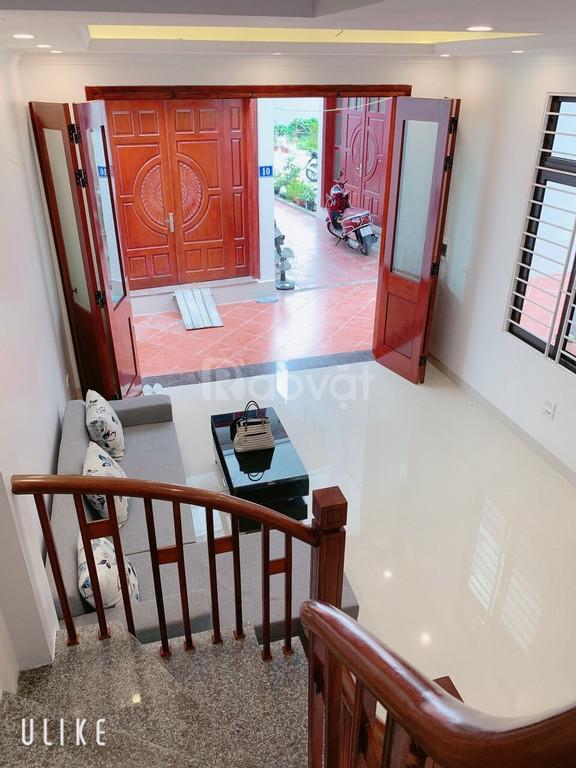 Nhà 5 tầng 2 mặt thoáng Phúc Lợi - Long Biên Hà Nội giá 1,95 tỷ