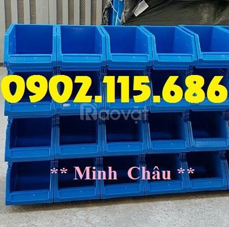Khay linh kiện xếp tầng, khay nhựa xếp tầng, kệ dụng cụ xếp tầng (ảnh 6)
