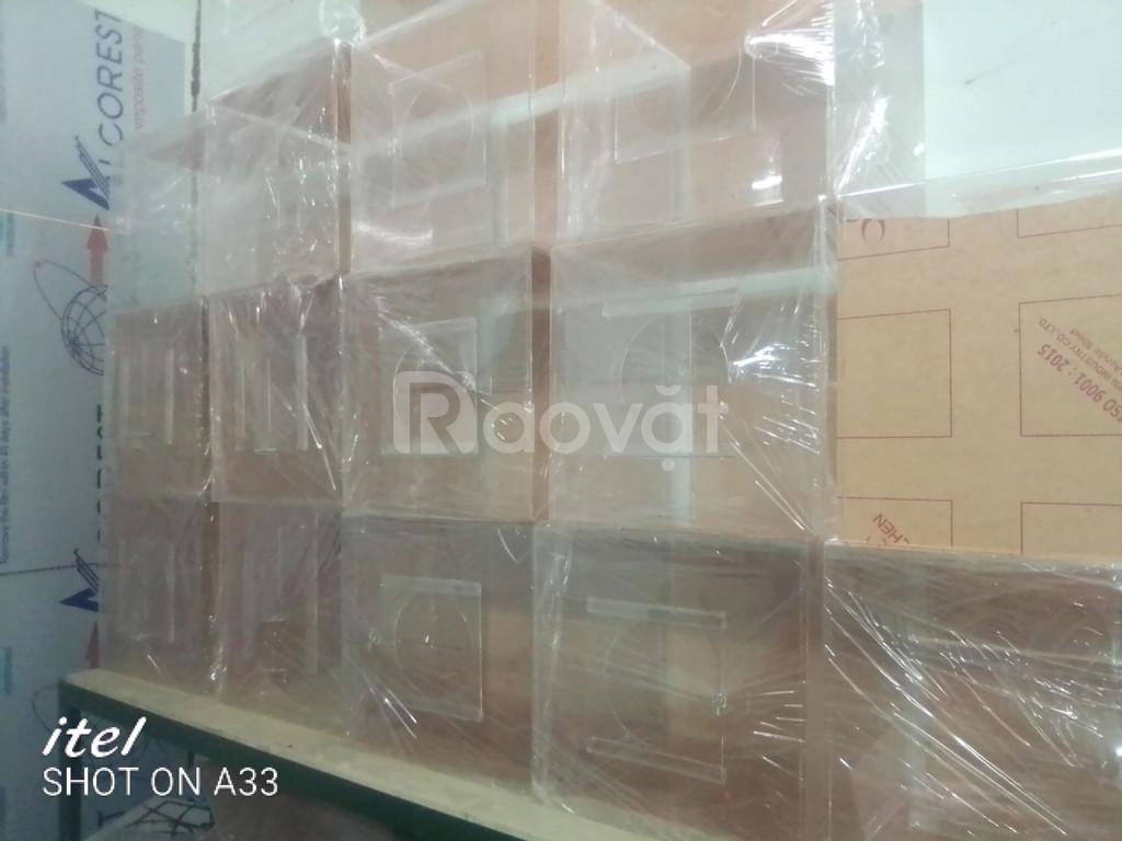 Bán hòm phiếu nhựa mica tại Hà Nội