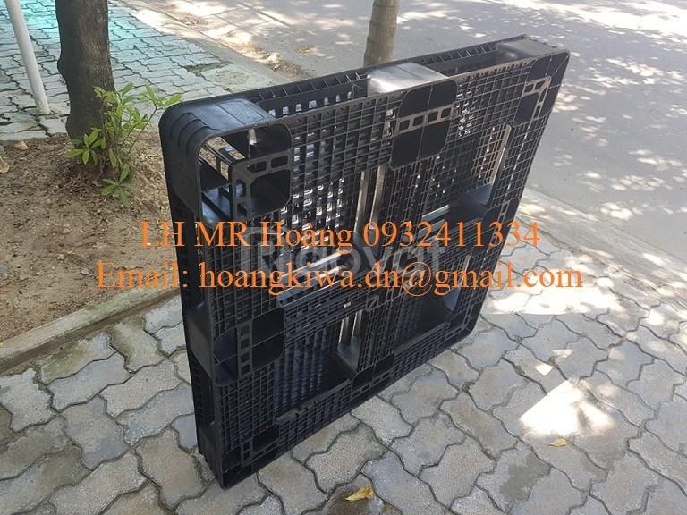 Pallet nhựa cũ ( mới ), màng PE, màng quấn Pallet tại Đà Nẵng