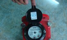 Đồng hồ đo lưu lượng nước nóng dạng cơ dạng điện tử