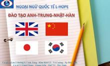Ngoại ngữ L-HOPE tuyển sinh lớp tiếng trung SC2