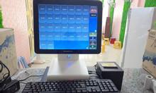 Máy tính tiền chuyên nghiệp giá rẻ cho tiệm trái cây