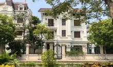 11.5tr/m2 biệt thự sổ đỏ lâu dài 300m2 sân Golf hồ Đồng Mô