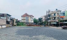 Đất xây trung tâm thương mại 20x55m, 1075m2, góc 3 mặt tiền Tân Kỳ Tân