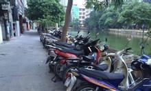 Nhà đẹp Trần Duy Hưng, 1 bước ra hồ, sát đường ô tô tránh