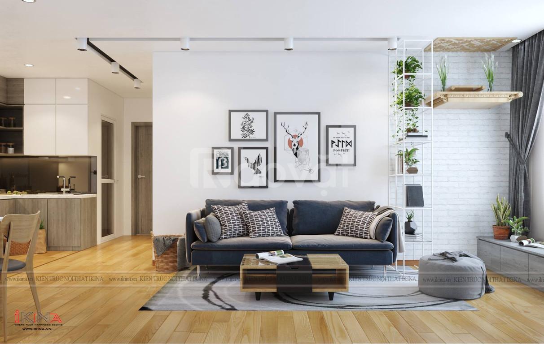 Cho thuê căn hộ chung cư GoldSeason 2  PN giá rẻ