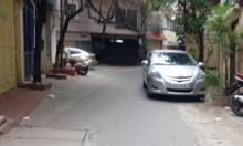 Bán nhà phân lô Chùa Láng, Đống Đa, 54m2 4 tầng ngõ ô tô tránh, vỉa hè