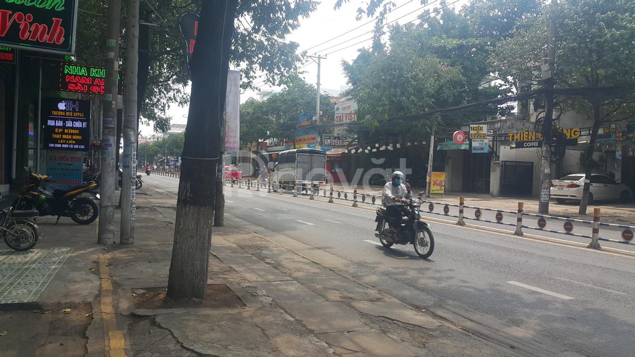 Bán nhà mặt tiền đường Nguyễn Ái Quốc, tp Biên Hòa hai mặt tiền