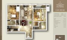 Bán căn hộ 3 ngủ tại chung cư Hoàng Cầu Skyline, giá 6.150 tỷ