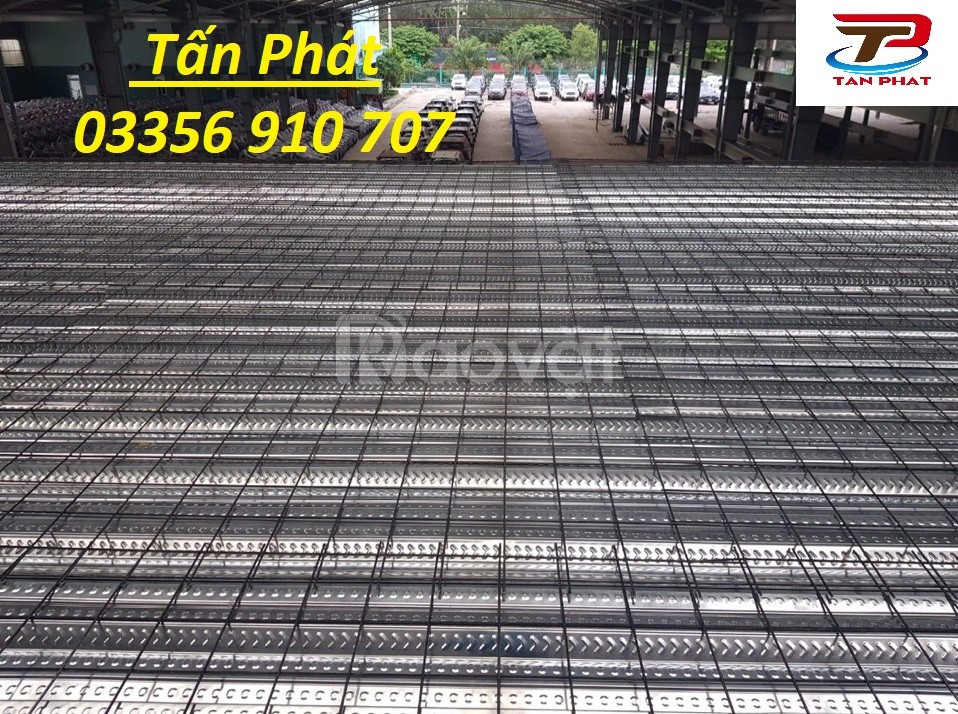 Lưới thép hàn làm hàng rào, lưới hàn chập, lưới hàn cuộn D3,D4,D6