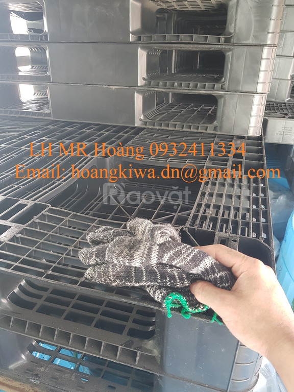 Công ty bán pallet nhựa cũ giá rẻ tại Đà Nẵng, Huế, Quảng Nam