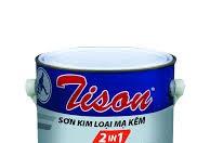 Cần mua Sơn lót mạ kẽm một thành phần Tison màu xám thùng 18 Lít